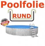 3,50 x 1,35 m x 0,8 mm Poolfolie Sandfarben Einhängebiese Sand