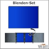 Germany-Pools Wall Blende B Tiefe 1,25 m Edition Bravo
