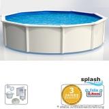 Schwimmbad 3,60 x 1,20 m STARK1 Breiter Handlauf 15 cm