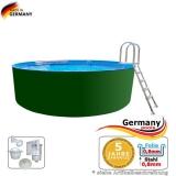 Swimmingpool 450 x 125 cm