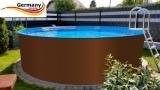 Pool 8,0 x 1,25 m
