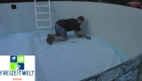 7,0 Pool Hohlkehle bis 7,3 m Rundpool