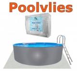 5,25 x 3,20 x 1,20 Pool achtform Achtformpool Set