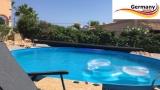 Alu Gartenpool 550 x 150 Pool Komplettset